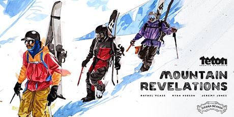 Teton Gravity Research: Mountain Revelations tickets