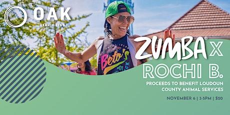 Zumba X Rochi B. tickets