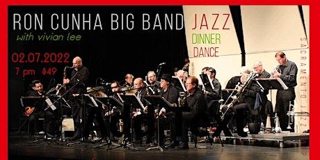 Ron Cunha Big Band Jazz Dinner Dance tickets