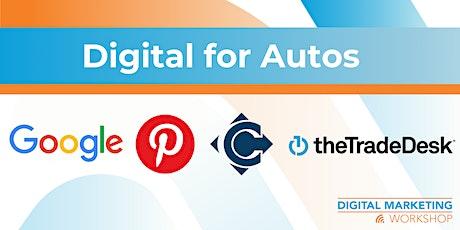 Digital For Autos (DMW 2021) tickets