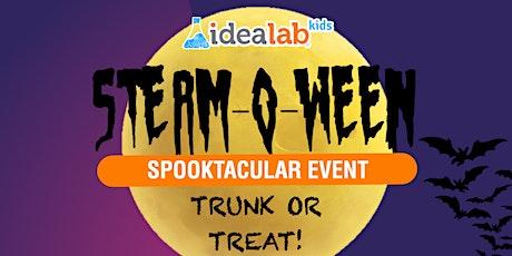 Idea Lab Kids STEAM-0-WEEN tickets