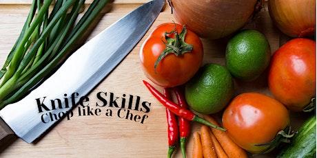 Knife Skills: Chop like a Chef  @ 1909 Culinary Academy - November 16 tickets