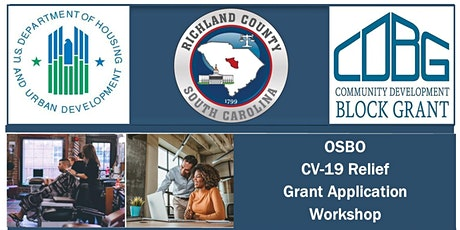 Copy of Covid-19 Relief Grant Application Workshop (November 4, 2021) tickets