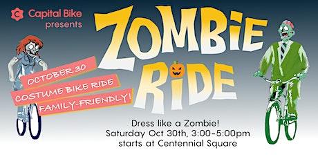 Zombie Ride (Family Friendly) tickets