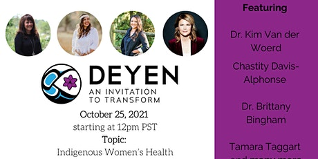 An Invitation to Transform: Indigenous Women's Health & Cohort 4 tickets