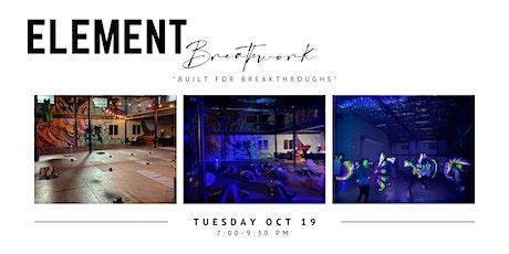 Element Breathwork tickets