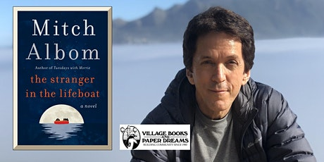 An Evening with Mitch Albom, The Stranger in the Lifeboat - Virtual Event tickets
