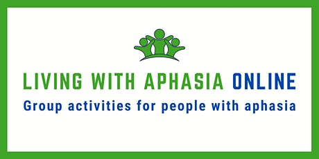 Voices of Hope for Aphasia - Week of October 18th Online Sessions tickets