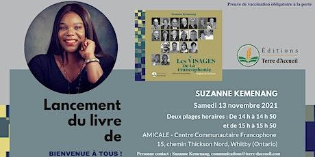 Lancement du premier titre de Suzanne Kemenang tickets