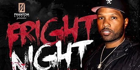 """""""Fright Night  2021"""" w/ Special Host Mendeecees Detroit Halloween Party tickets"""