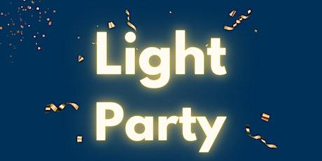 Light party @ All Saints church Newton Hall. tickets
