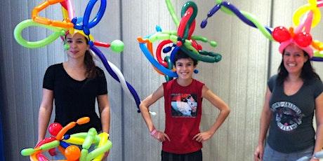 Atelier de Sculpture de ballons / Balloon Sculpting Workshop tickets
