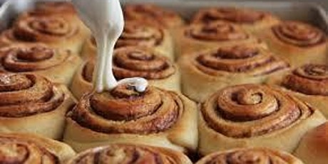 Family Cooking - Cinnamon Rolls tickets