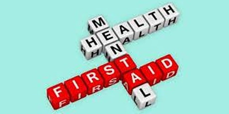 1 day Award in  First Aid for Mental Health Ofqual Level 2 tickets