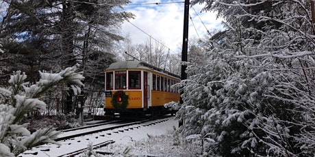 Kennebunkport Christmas Prelude Trolley Rides tickets