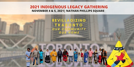 Indigenous Legacy Gathering 2021 tickets