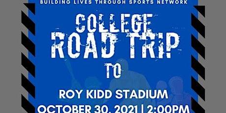 2021 Eastern Kentucky University vs. Lamar University Game Trip tickets