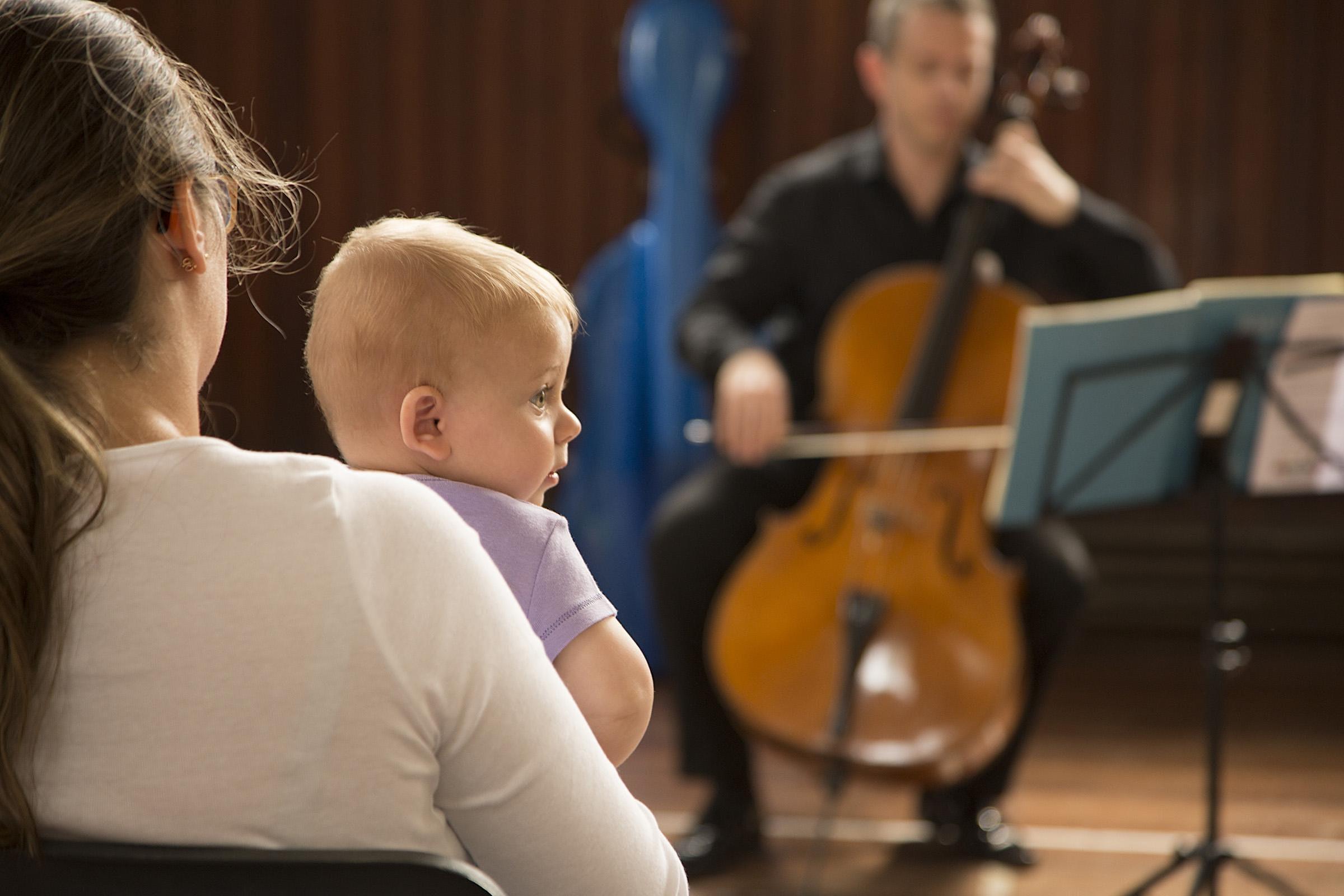 Malahide: Music for Babies