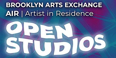 BAX AIR Open Studios: Shenny de Los Angeles tickets