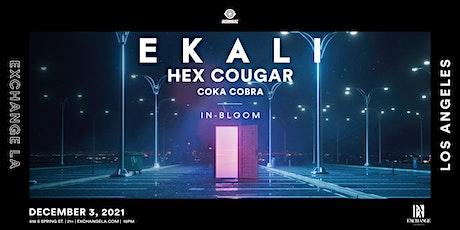 Ekali: In Bloom Tour tickets