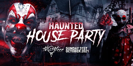 The Haunted House Party | Surrey / Guildford Halloween 2021 tickets