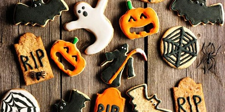Family Cooking - Halloween Iced Biscuits tickets