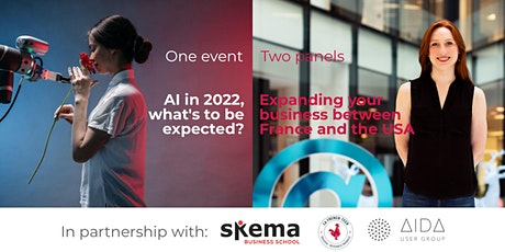 Artificial Intelligence, Business Development and paths to growth in 2022 tickets