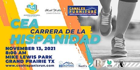 CEA - Hispanic Run / Carrera de la HIspanidad CEA tickets