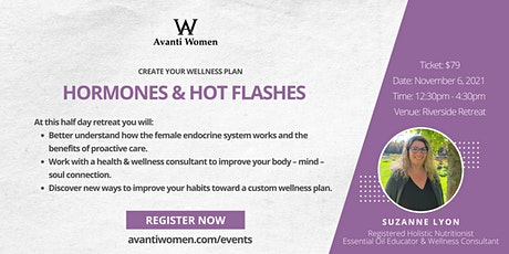 HORMONES & HOT FLASHES tickets