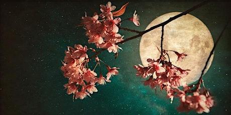 Sound Healing Journey,  Gong Bath (Full Moon 'Flower Moon') tickets
