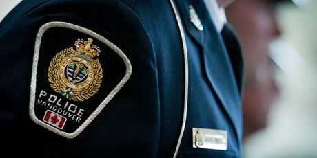 Vancouver Police Monthly Information Session tickets