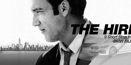 BMW Films 20th Anniversary Screening // The Hire tickets