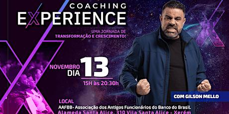 Coaching Experience ingressos