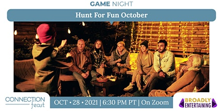 Game Night | Hunt for Fun October tickets