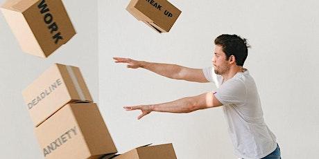 Bien-être au travail 3/6 - Anticiper l'épuisement - dire STOP au bon moment billets