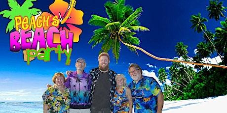 Peach's Beach Party - Keep Summer Alive Concert tickets