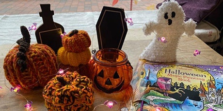 Halloween Half-term craft workshops tickets