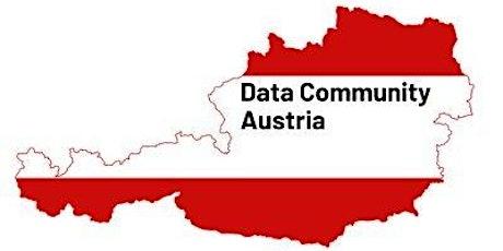 Data Community Austria Meeting OKTOBER tickets