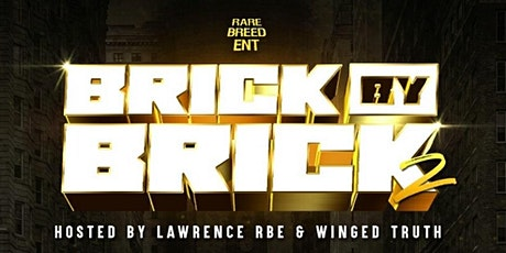 Brick By Brick vol 2 tickets