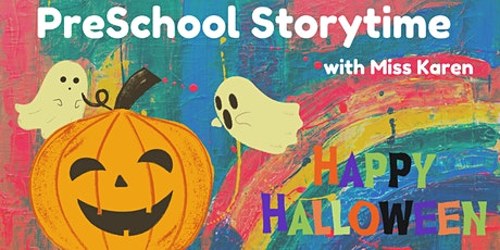 PreSchool Storytime: Halloween tickets