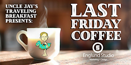 Last Friday Coffee - Business Networking - Oct 2021 tickets