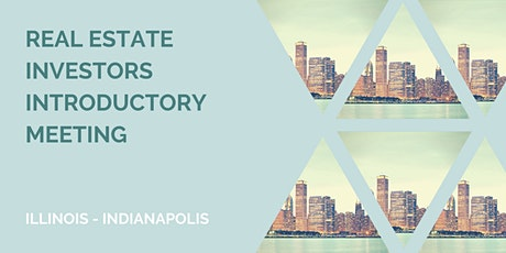 Real Estate Investors Introductory Meeting IL | IN (Virtual Webinar) tickets