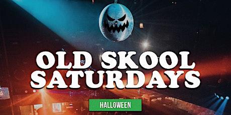 Old Skool Saturdays - Halloween tickets