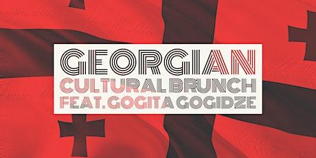 Georgian Brunch & Music at Rancho Los Cerritos -featuring Gogita Gogidze tickets