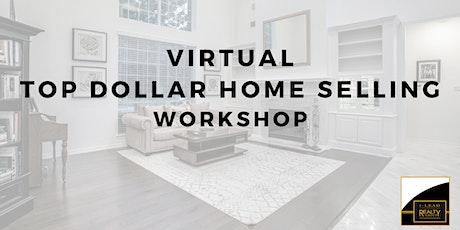 Grand Prairie Virtual Home Seller Strategy Workshop billets