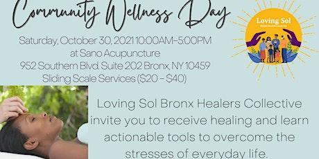 Bronx Community Wellness Day tickets