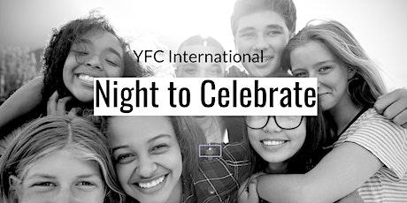 YFCI Night to Celebrate 2021 tickets