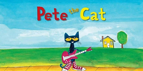 NEW Literacy Kit: Pete the Cat tickets