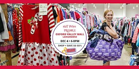 Half Price Presale┃Saturday, Dec 4th ($10/family) tickets