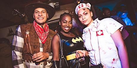 Juicy - Shoreditch Halloween Party tickets